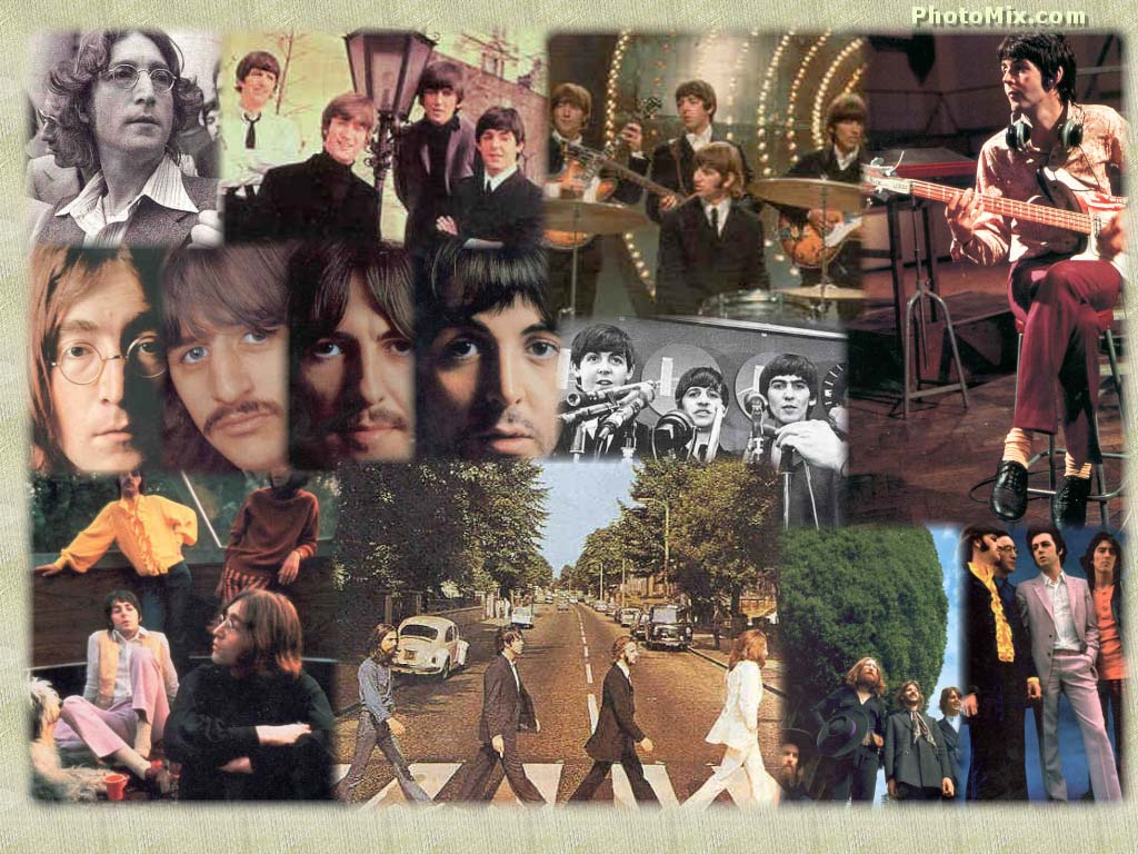 a history of the beatles in classic rock music